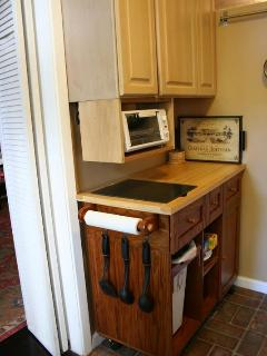 Work table for kitchen