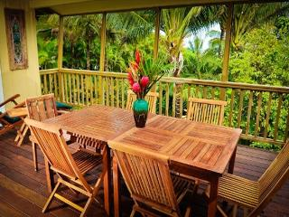 10% off  December - February dates!! Private, Luxury Home Near Tunnels Beach!, Hanalei