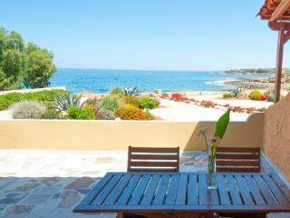 Seafront holiday apartments in Messinia near Pylos and Olympia, Messenia Region