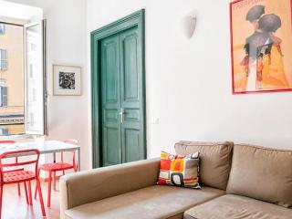 Sunny Beautiful Vatican Apartment - Rome vacation rentals