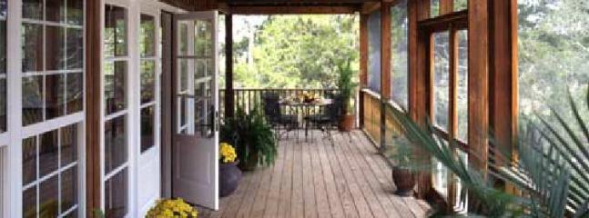 View of wrap-around porch (porch is 1,500 square feet)