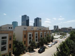 Beautiful Downtown Fort Worth, TX!