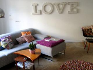 Large Copenhagen apartment close to Valby Station