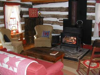 Three Sisters Log Cabin - Montebello vacation rentals