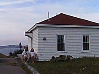 The Cabin, An Original Restored ex-USCG Building, Lubec