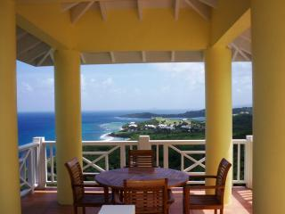 Sunflower Villa - St. Croix hillside villa, Christiansted