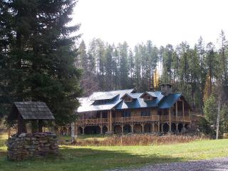 Green Valley Ranch Main Lodge, West Glacier