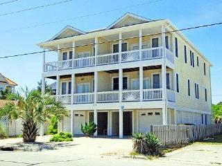 5 Bedroom Oceanview Townhome in Kure Beach, NC