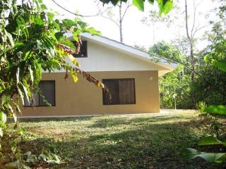 Small western-style house in rural Costa Rica, Turrialba
