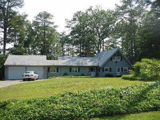 Northern Neck River House, Mollusk