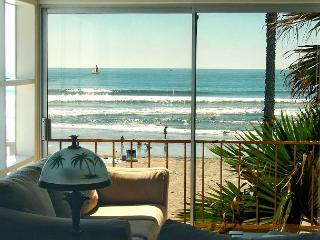 4 Bedroom Upper Level Beachfront Condo on the Strand in Oceanside, CA