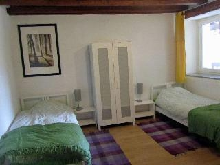 Twin Studio Apartment - centre Kobarid - sleeps 2 - Slovenia vacation rentals