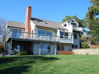 Cape Cod Waterfront Expansive Ocean Views  of BB, Pocasset