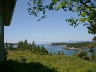 Weiss Upper Cottage- 7/25-8/1 Now Open!, Little Deer Isle