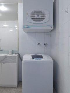 Southbank serviced apartment laundry facilities