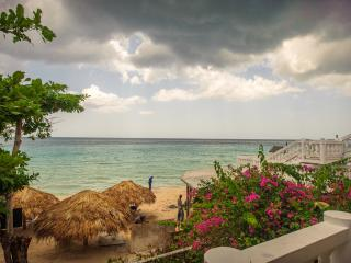 A Caribbean Castle in the Sand at Beach House, Negril