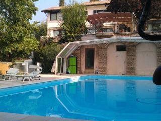 elegant flat private swimming pool verona center, Verona
