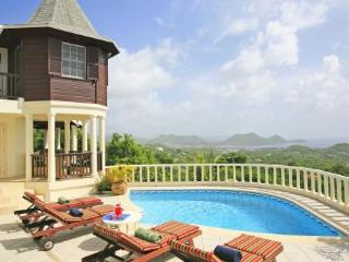 Residence du Cap at Golf Park, Cap Estate, Saint Lucia - Ocean View, In The Hills Of An Old Sugar Pl