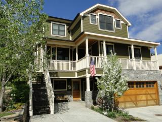Park Avenue Mansion. Walk to Skiing and Main St! - Park City vacation rentals