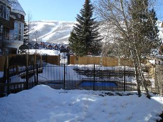 Snowblaze 206 Literally Across The St. from PCMR! - Park City vacation rentals