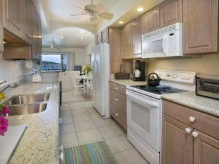 Kitchen with granite counters at VILLAMAR
