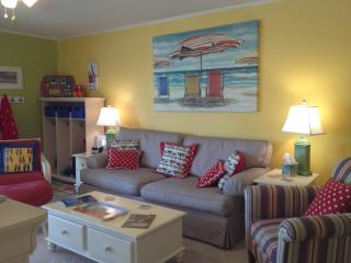 Fabulous Ocean Views + Festive Beach Decor = FUN, Surfside Beach