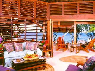 Stunning & Private Seafront Villa, Negril