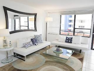 Deluxe Signature Suite - 2 bed/2 bath - Suite 1007, Miami Beach