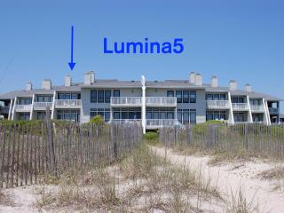 RARE 4BR Oceanfront w 28' Deep Water Slip on S End, Wrightsville Beach