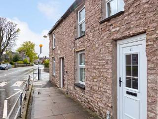 FETTLER'S COTTAGE, close to town amenities, near Lakes and Dales, cosy accommodation in Kirkby Stephen Ref 14765