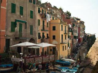 Apartment with Sea View Terrace in Cinque Terre, Riomaggiore