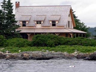 Private Island Rental, Bar Harbor