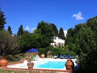 Beautiful and Quiet Vacation Rental on the Florence Hills at La Merlaia, Bagno a Ripoli