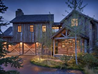 Shooting Star Cabin Number 6, Teton Village
