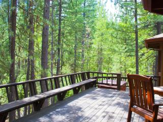 Retreat, Relax, Renew at SIERRA ZEN Cabin, Arnold