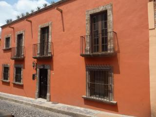 Casa Francisco - Colonial in Historic Center - Central Mexico and Gulf Coast vacation rentals