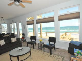 'Salty Paws' - Oceanfront in Topsail Beach