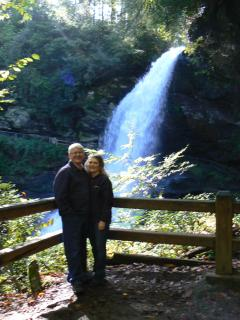 Dry Falls is one of four major falls in the area and is a 10 minute drive from the Guest House
