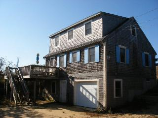 Quintessential  two story Cape Cod home with fabulous views.