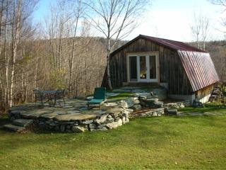 Solar-powered barn loft - Bethel vacation rentals