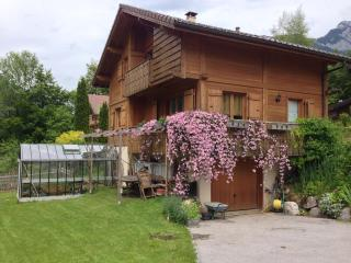 Chalet in French Alps sleeping up to 10 people - Haute-Savoie vacation rentals