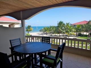 Spacious Seaview Luxury Condo in Placencia, Belize, Placência