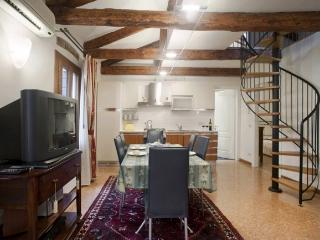 A comfortable and spacious apartment situated in a house in the Santa Croce district, Venice