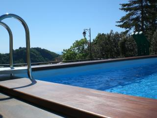 6 Bedroom villa with private pool, wi-fi,air-con - Campania vacation rentals