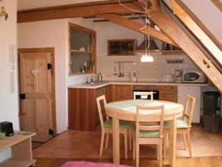 Vacation Apartment in Ravensburg - 484 sqft, located on a spacious farm - fun for the whole family (#…