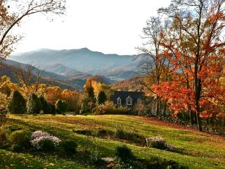 Crestview Pointe'-Secluded Smoky Mountain Home, Waynesville