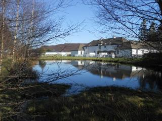 Larch Cottage - Cosy Kingsize Bedroom, Aviemore