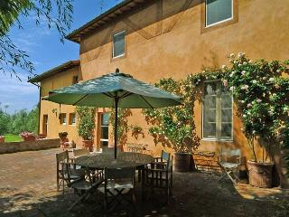 Chianti Estate - Scuola Piccola Villa to rent near siena - Chianti, vacation and holiday villa, Pianella
