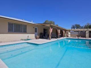 Spacious 4 BR house w/ Diving Pool (Sleeps 9), Phoenix