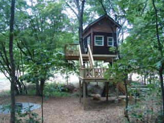 Tree House Vacations in the Shawnee Forest!, Karbers Ridge